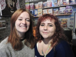 I met Orla in Shoreditch on the last day of 2015… What.