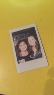 I will NEVER regret that the first Polaroid I ever took was with Orla Gartland. This makes me so happy.